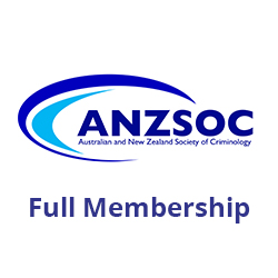 ANZSOC Membership - Full
